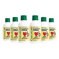 ChildLife Essentials Liquid Calcium/Magnesium for Infants, Babys, Kids, Toddlers...