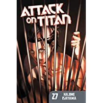 Amazon com: Attack on Titan 26 (9781632366542): Hajime Isayama: Books