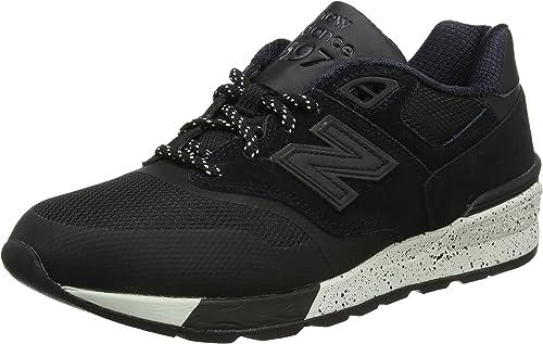 new balance 597 uomo nero