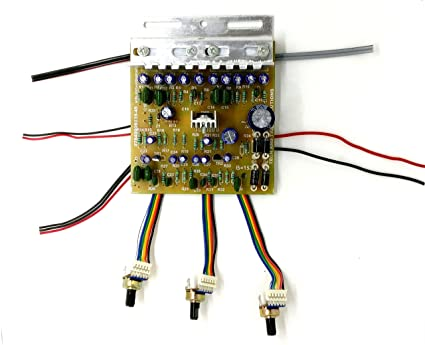 tech and trade 100w diy stereo audio amplifier circuit amazon in