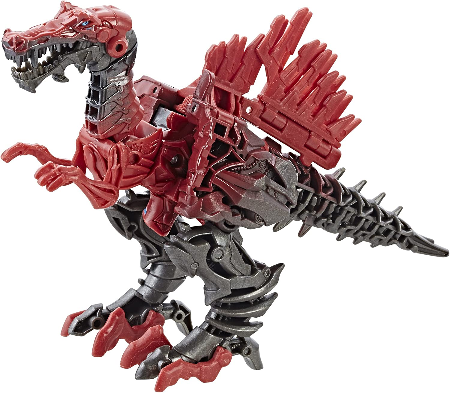 Transformers The Last Knight 1-Step Turbo Changer Scorn