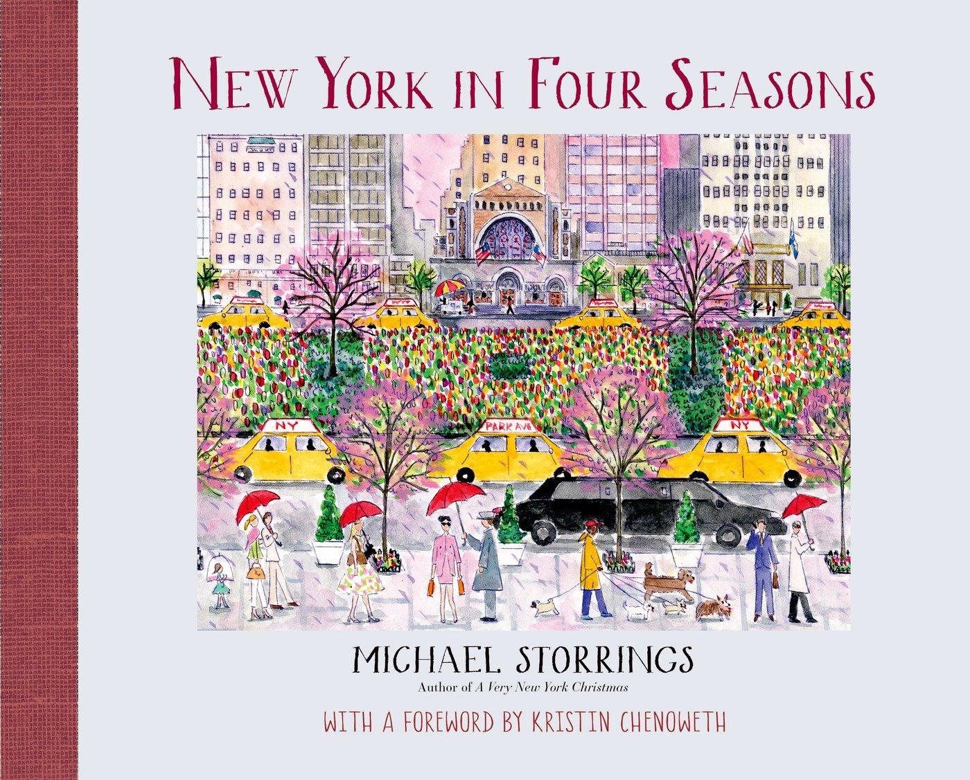 New York in Four Seasons pdf epub