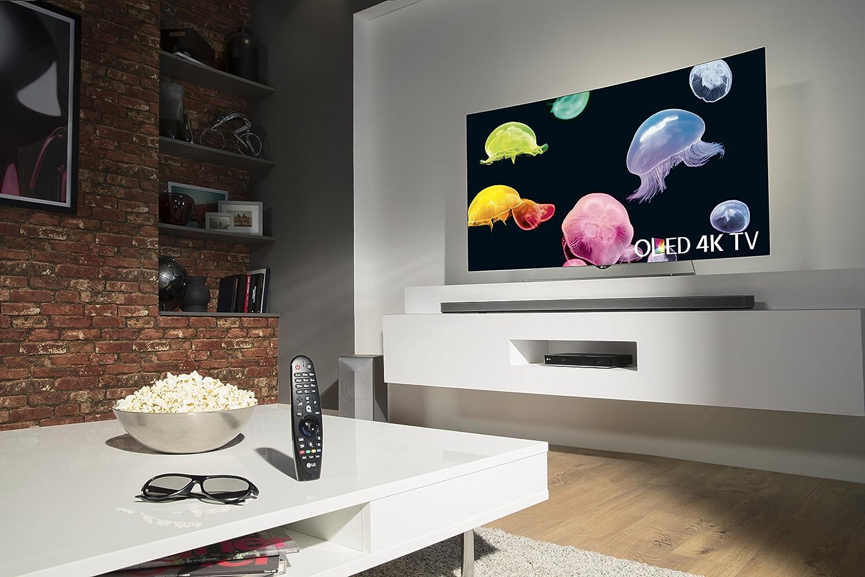 LG 55EG920V 55 -Inch LCD 1080 Pixels 50 Hz 3D OLED TV, [Importado de UK]: Amazon.es: Electrónica