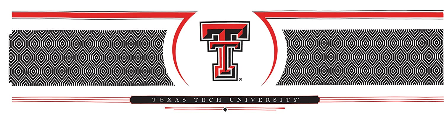 Boxed 9oz Stemless Wine Glass Clear Tervis 1230207 Texas Tech Red Raiders Reserve Insulated Tumbler with Wrap 4 Pack