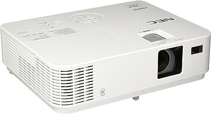 Amazon.com: NEC Proyector de vídeo Pequeño (np-ve303 X ...