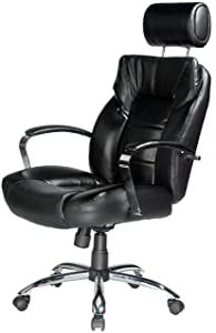 Comfort Products Commodore II Oversize Leather Chair