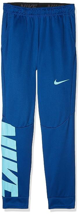 f6f198ddb2158 Nike B NK thrma GFX Pantalon, Enfants: Amazon.fr: Sports et Loisirs