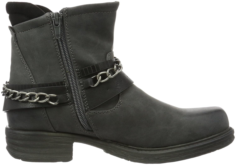 JANE KLAIN Damen Stiefelette Kurzschaft Stiefel, Graphite) Grau (210 Graphite) Stiefel, cb72a1