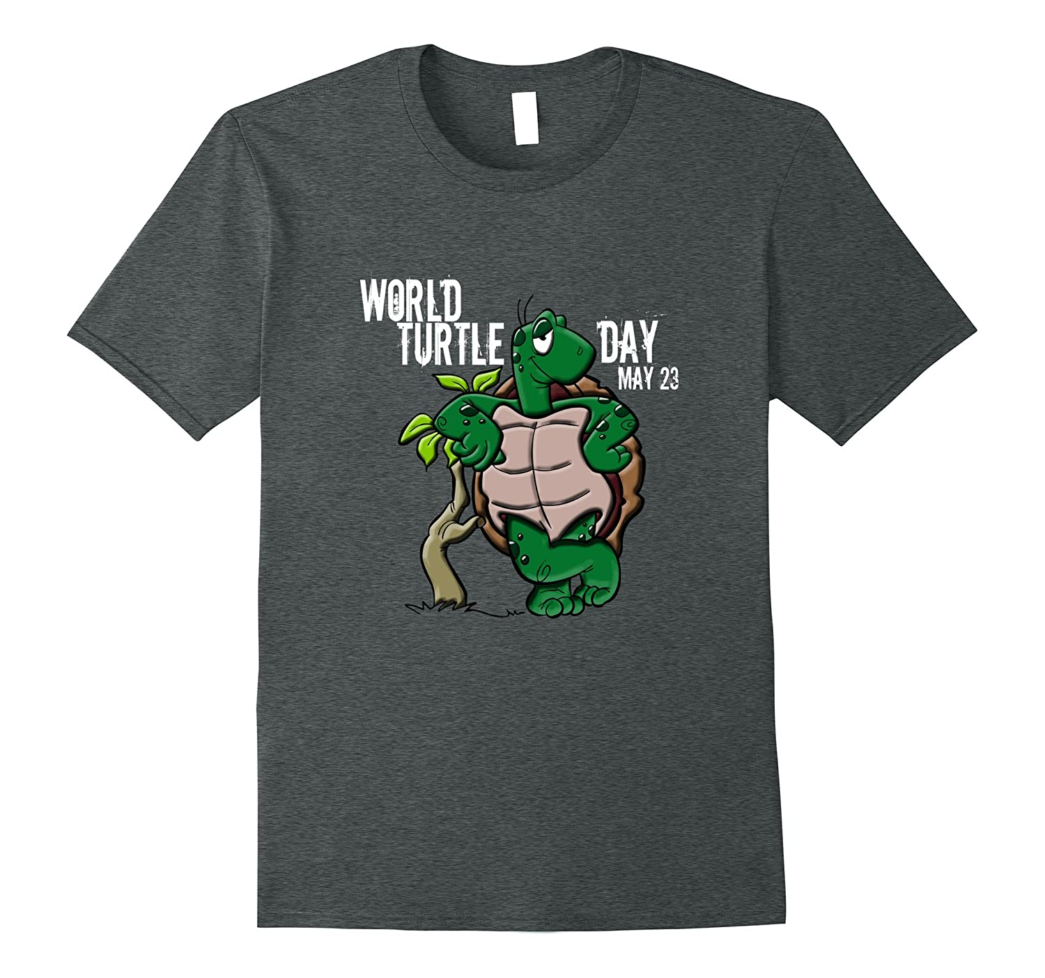 WORLD TURTLE DAY – for Turtle Lovers T-Shirt