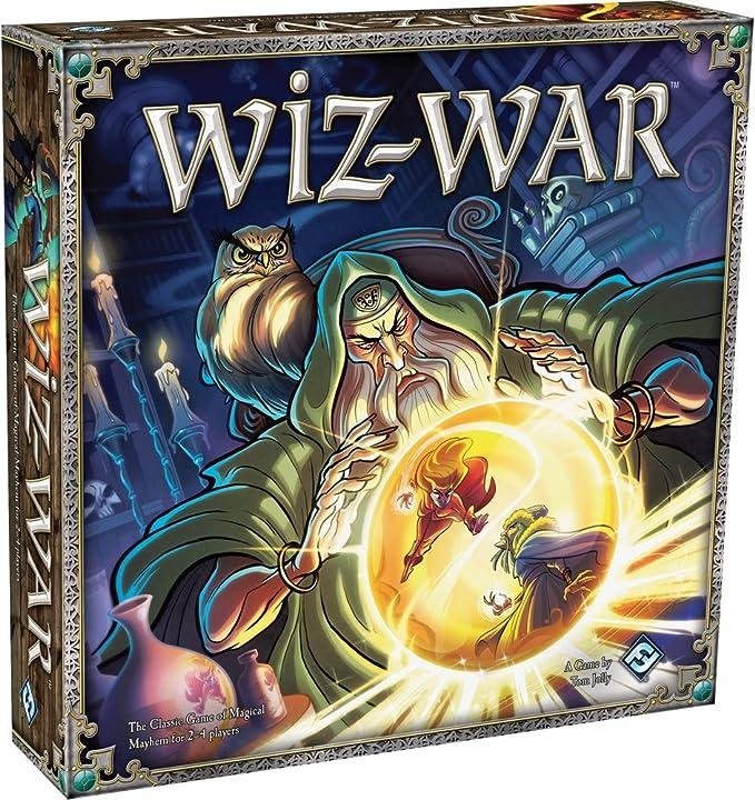 Fantasy Flight Games - Juego de mesa: Amazon.es: Juguetes y ...