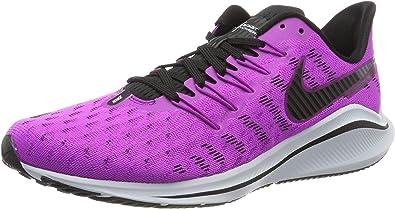 esclavo Redondear a la baja compromiso  Nike Air Zoom Vomero 14, Zapatillas de Running para Asfalto para Hombre:  Amazon.es: Zapatos y complementos