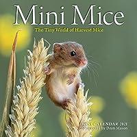 Image for Mini Mice Mini Wall Calendar 2021: The Tiny World of Harvest Mice