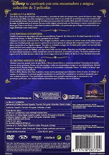 La bella y bestia (Edición coleccionistas) [DVD]: Amazon.es: Varios: Cine y Series TV