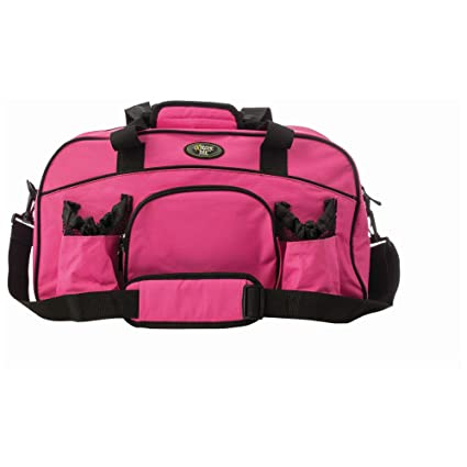8302ce000f5e Amazon.com  Extreme Pak Trade  Extreme Pak Pink 18 Sport Duffle Bag  Sports    Outdoors