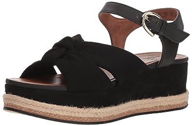 5c67de3df7 Amazon.com | Naturalizer Women's Berry Espadrille Wedge Sandal ...