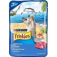 Purina Friskies Tuna Adult Wet Cat Food 80g