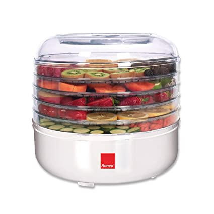 Amazon Ronco 5 Tray Electric Food Dehydrator Dehydrater Ronco