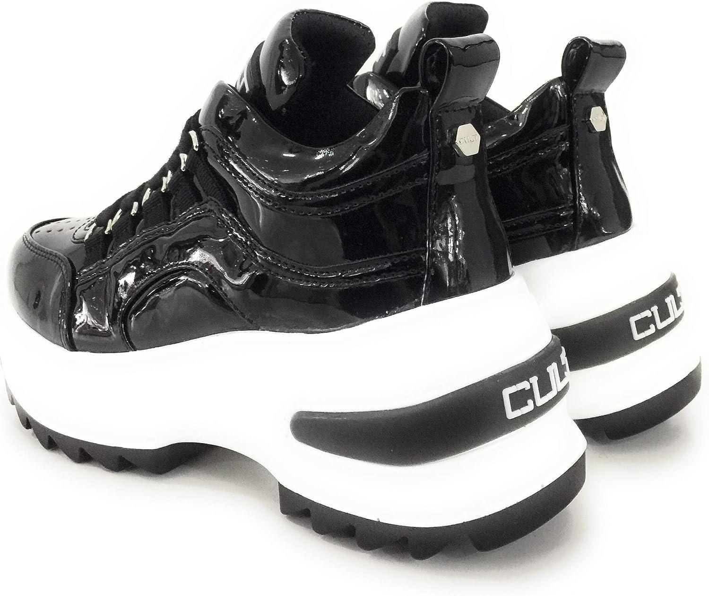 Cult CLE104006 Sneakers Femme Noir