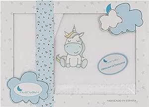 Sabanas de Invierno CORALINA Extrasuave MINICUNA 50x80 - (bajera+encimera+funda almohada) - Color: Azul - OFERTA