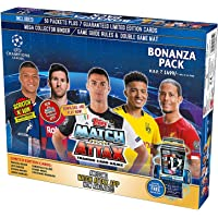 TOPPS India UEFA Champions League Trading Card Game 2019/20 Edition (Bonanza Pack)