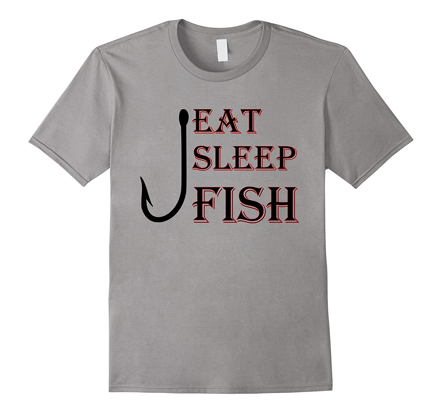 Blackwater Creations Eat Sleep Fish T-Shirt-TH