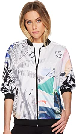 b1b92ff71 adidas Originals Womens Oversized Passinho Track Jacket