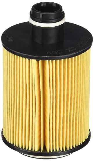Mahle Filter OX559D Filtro De Aceite