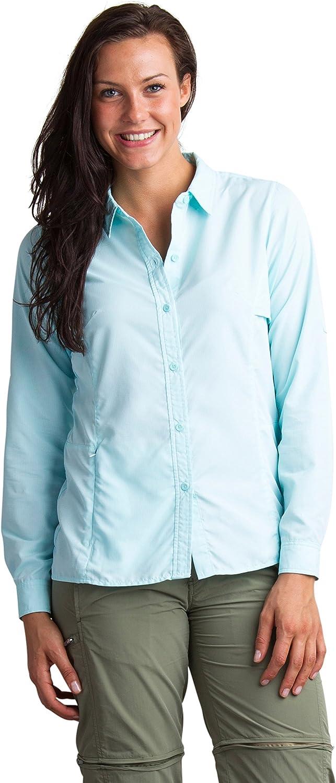 ExOfficio Women's Bugsaway Viento Long Sleeve Shirt