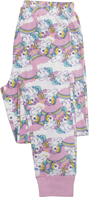 Lora Dora Ensemble Pyjama Super-h/éros Manches Courtes//Pantalon Femme