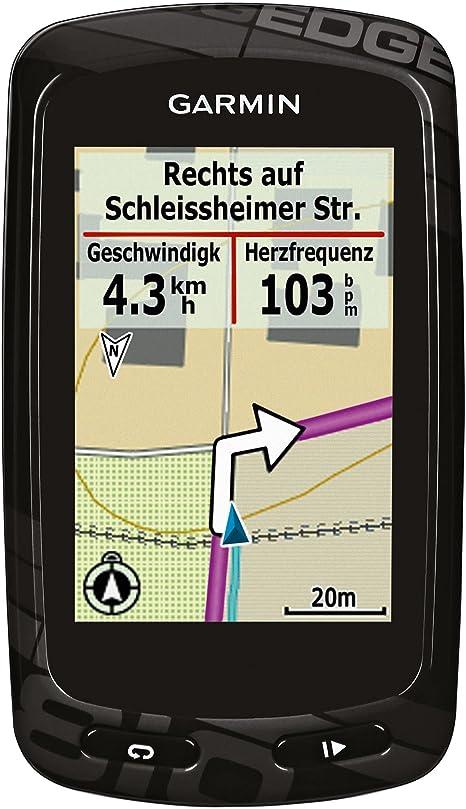 Garmin 020-00178-00 Edge 810 y Transalpin 2012 Pro - GPS para ...