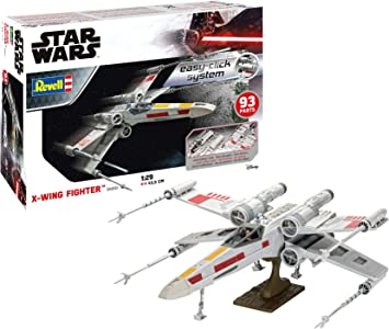 Revell 06890 Easy-Click STAR WARS X-Wing Fighter (1:29 Scale): Amazon.es: Juguetes y juegos