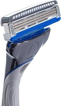 Wilkinson Sword Hydro 3 - Maquina de afeitar masculina de tres ...