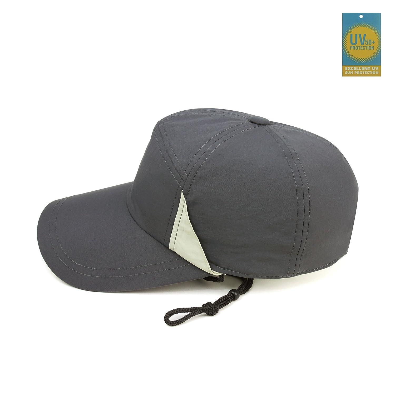 Juniper Outdoor Taslon Fishing Cap One Size Olive J7219