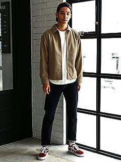 Wool Polyester Blouson 3225-186-2465: Beige
