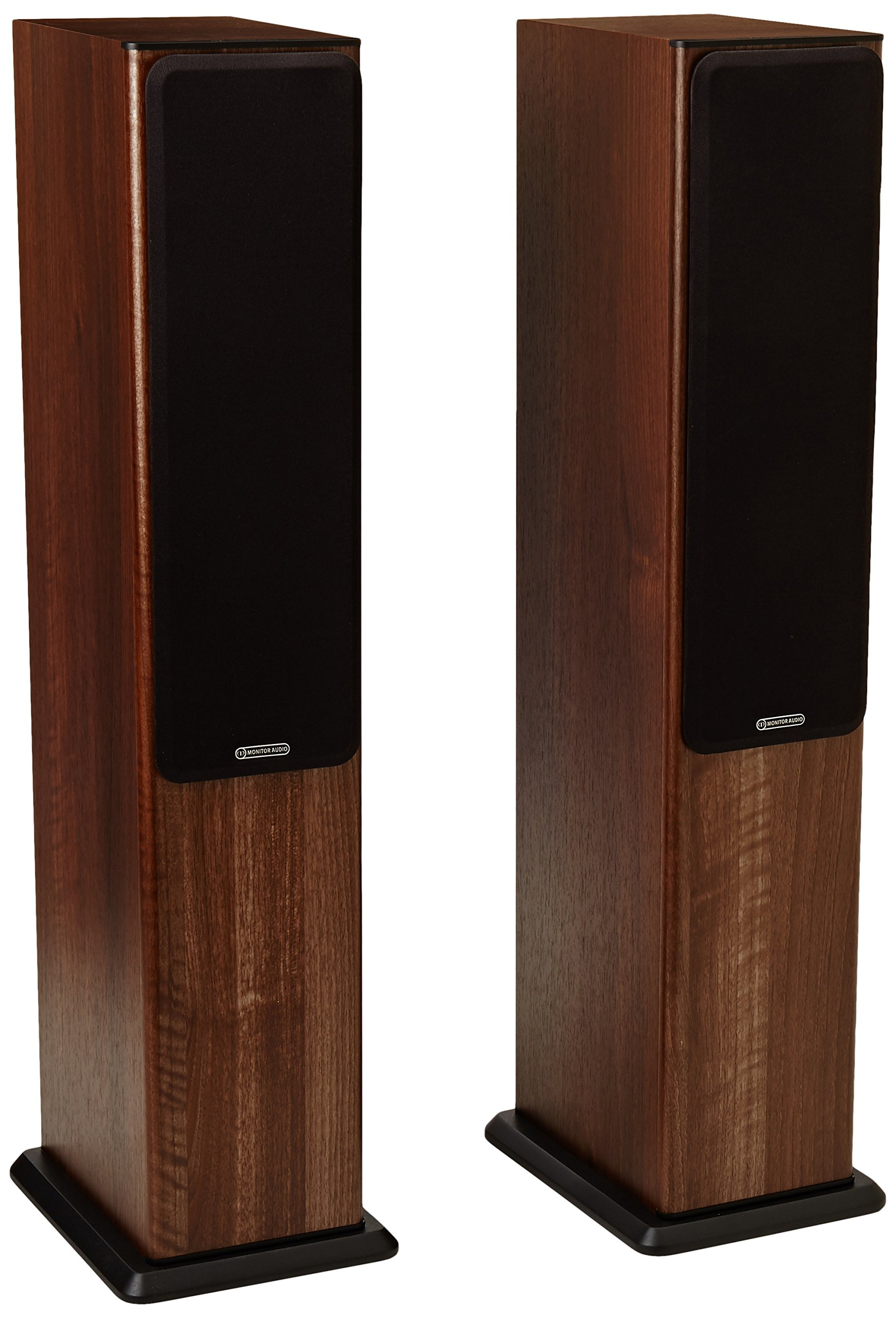 Monitor Audio Bronze Series 5 2 1/2 Way Floorstanding Speaker - Each - Walnut