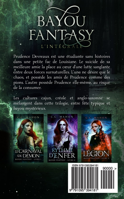 Bayou Fantasy L Integrale French Edition C C Mahon