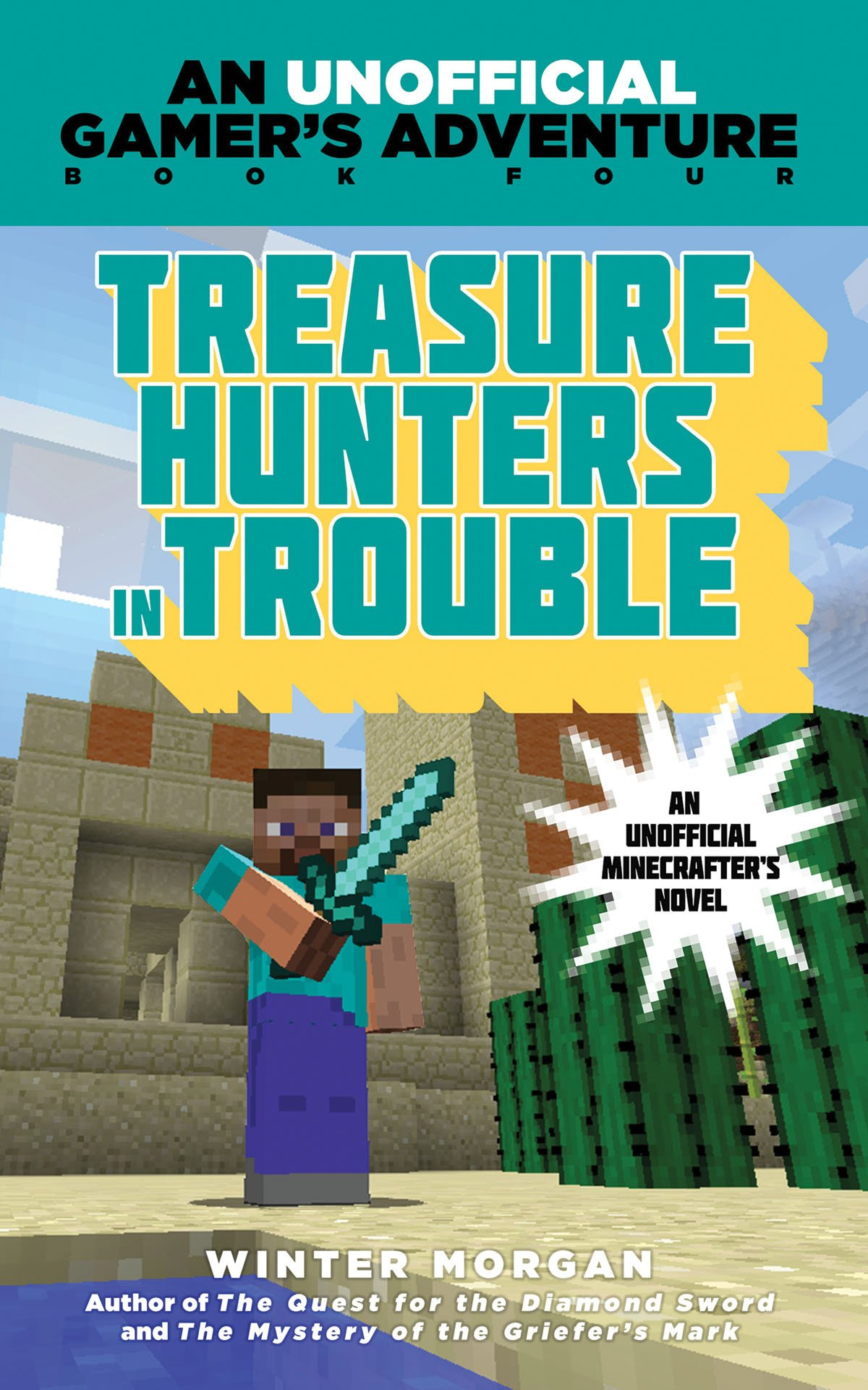 Treasure Hunters Trouble Unofficial Adventure product image