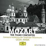 Mozart: The Piano Concertos (DG Collectors Edition)