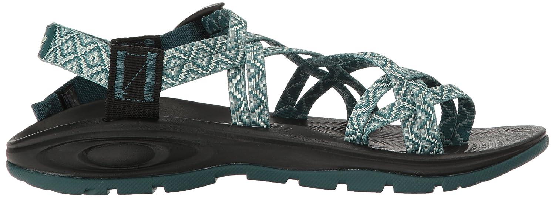 Chaco Women's Zvolv X2 Athletic Sandal, Festoon Teal, 8 M US: Amazon.in:  Shoes & Handbags