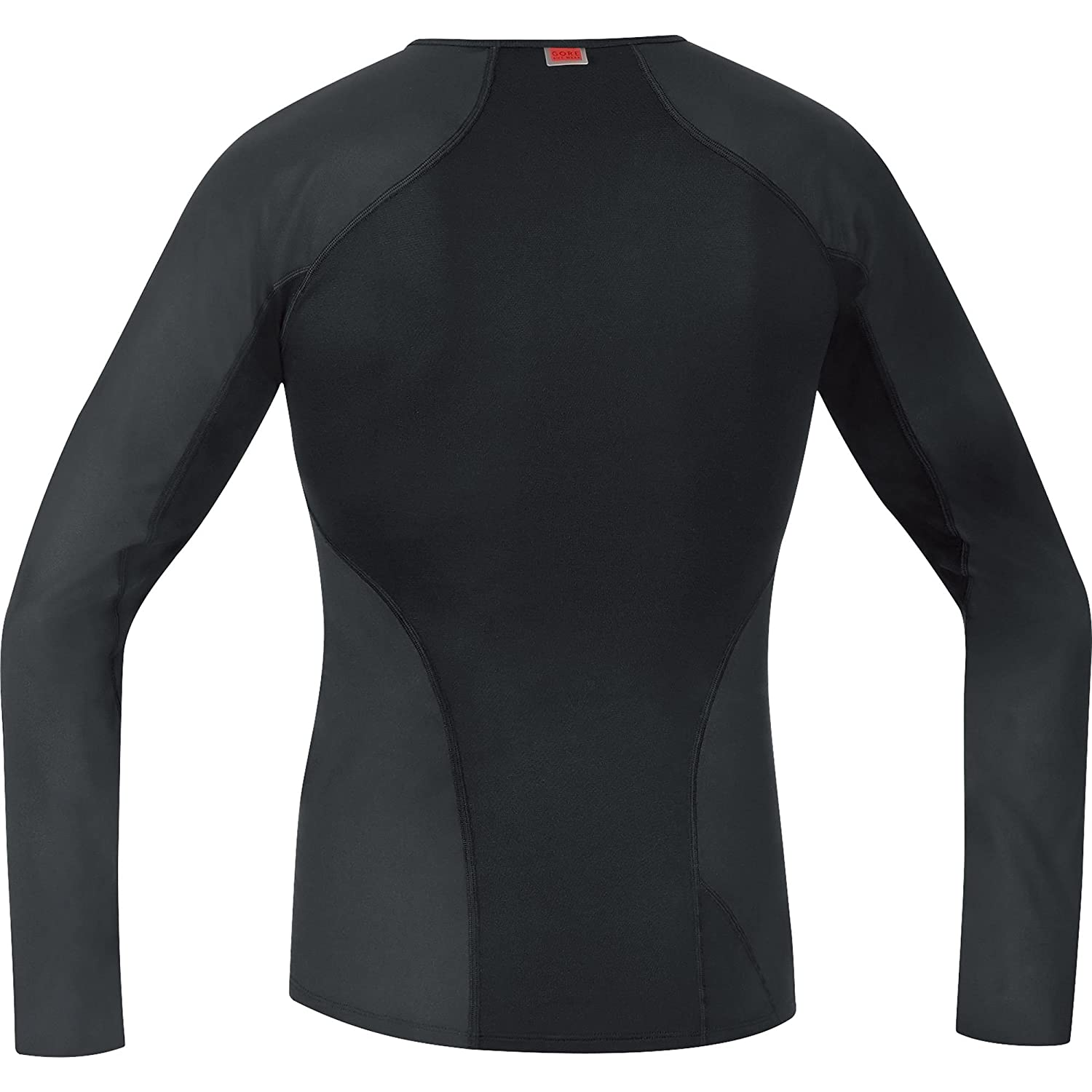 Hombre Gore Base Layer Windstopper Termo Maillot