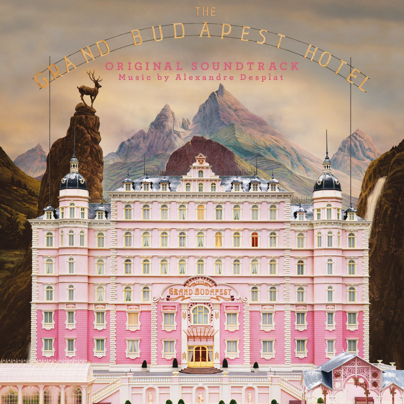 Alexandre Desplat - The Grand Budapest Hotel - Amazon.com Music