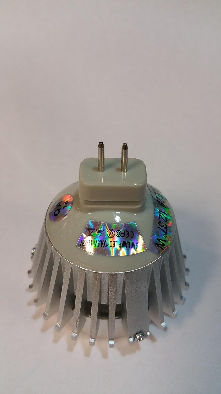 Nu Vue Lighting LED MR16 5.5W Warm White 236 lumen 38-degree Spotlight NV-MR16I5.5W40C - - Amazon.com & Nu Vue Lighting LED MR16 5.5W Warm White 236 lumen 38-degree ... azcodes.com