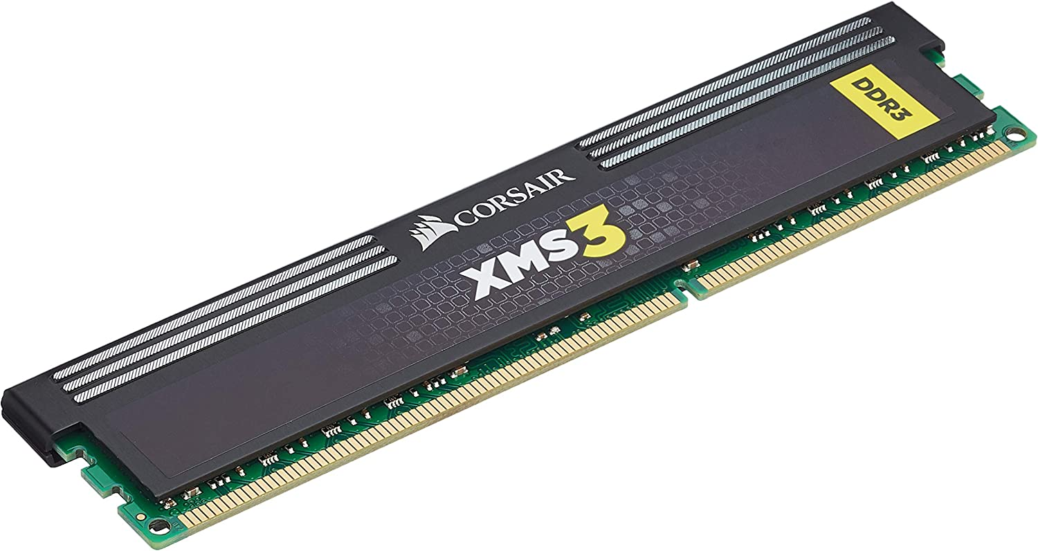 Corsair XMS3 16GB (2x8GB) DDR3 1333 MHz (PC3 10666) Desktop Memory 1.5V
