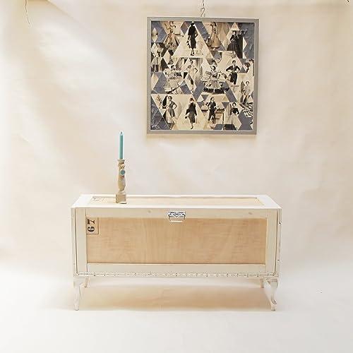Mueble para tv de madera estilo industrial. Mueble tv ...