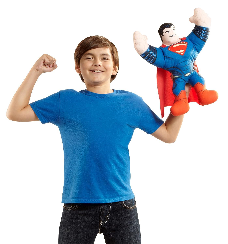 Superman Man of Steel Hero Buddies Action Figure Plush Mattel Y0819