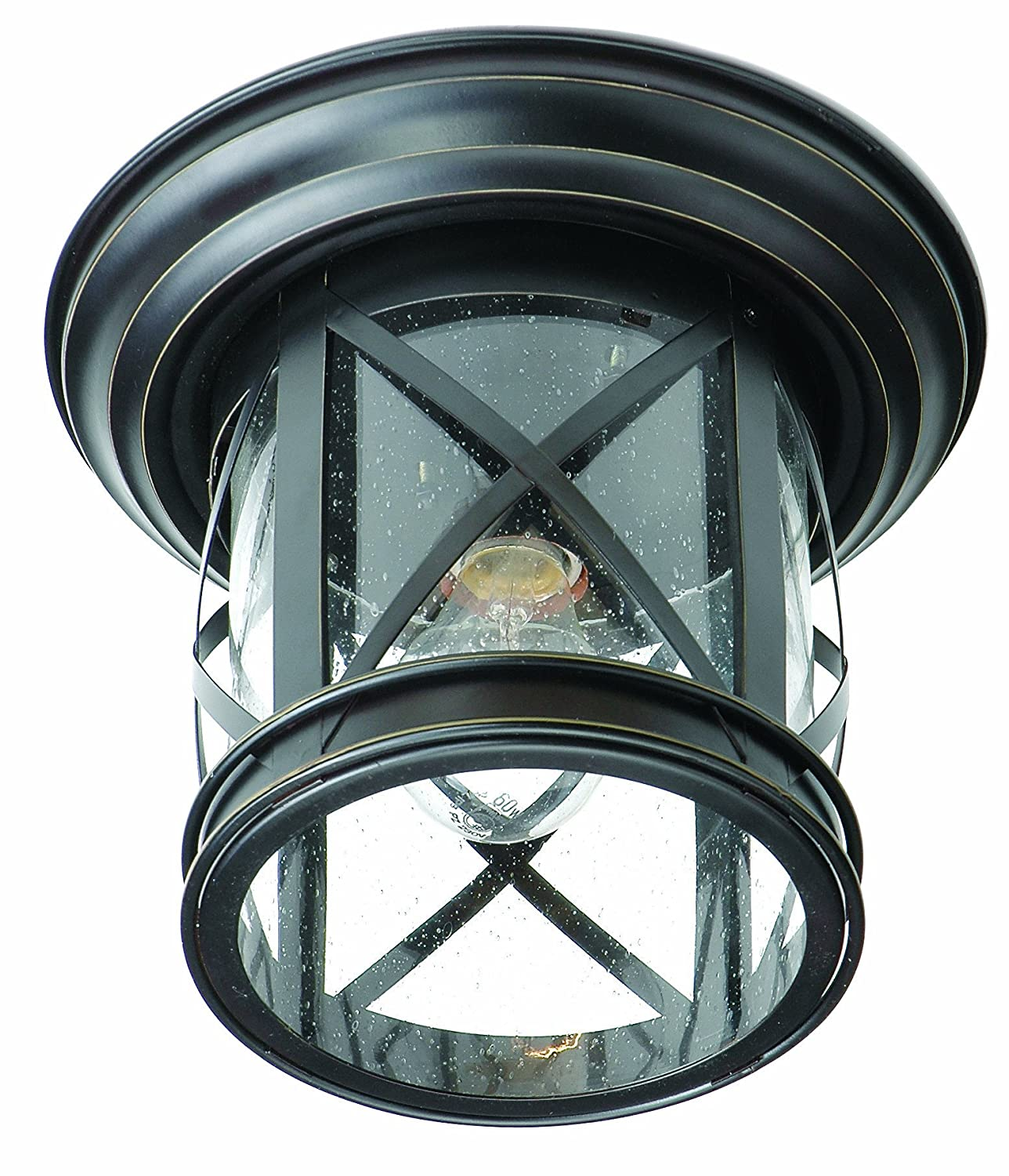 Trans globe lighting 5128 rob outdoor chandler 95 flushmount trans globe lighting 5128 rob outdoor chandler 95 flushmount lantern rubbed oil bronze flush mount ceiling light fixtures amazon arubaitofo Choice Image