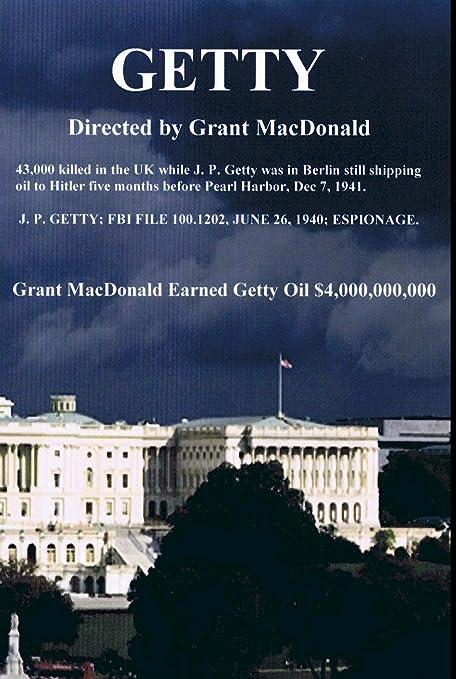 Amazon com: GETTY: Grant MacDonald: Movies & TV