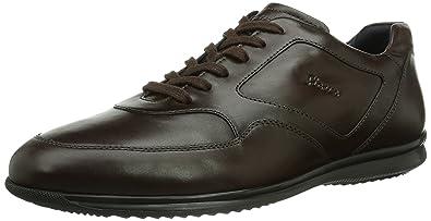 1e0037003136 Sioux 28640, Herren Sneakers, Braun (espresso), 44 EU (9.5 Herren UK ...