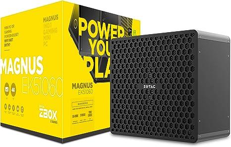 Zotac ZBOX ek51060 de Be Barebone NVIDIA gtx1060 Inteli5 ...