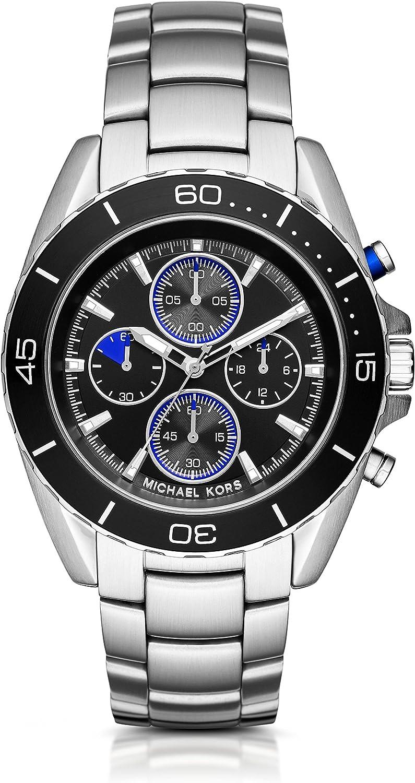 Michael Kors Men s Jetmaster Black Watch MK8462